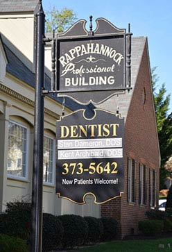 dental office sign